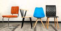 comprar sillas sin ruedas para escritorio